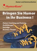 Humor im Business